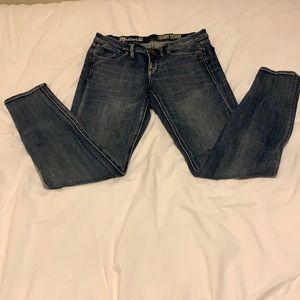 Madewell Skinny Skinny Jeans - Denim Size 27